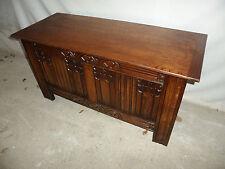 Oak Original 20th Century Antique Boxes & Chests