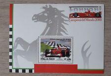 M92 TIMBRE FERRARI F1-2000 CAMPIONI DEL MUNDO 2000