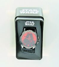 Accutime Star Wars Kylo Ren Mens Watch with Rubber Wristband