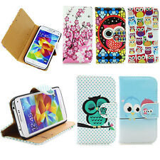 Handy-Schutzhüllen aus Kunstleder mit Motiv für Apple