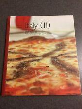 World Cuisine Series: Italy II Recipe Cookbook Color Paperback
