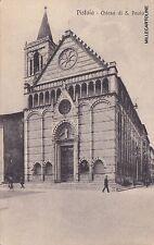 # PISTOIA: CHIESA DI S. PAOLO