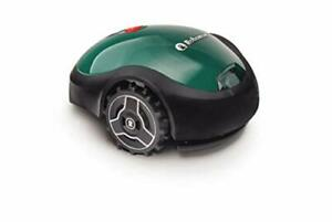 Robomow RX20 Battery Powered Mower-7-Inch Mowing Width-Smart Robot Lawn Green