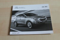 129090) Hyundai ix35 - Preise & t. Daten & Ausstattungen - Prospekt 02/2013