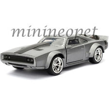 JADA 98299 FAST AND FURIOUS 8 DOM'S ICE DODGE CHARGER 1/32 GREY