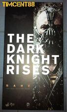 Ready! Hot Toys MMS183 Batman Dark Knight Rises - 1/6 Bane Tom Hardy Figure