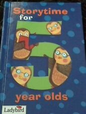 Storytime for 5 Year Olds by Joan Stimson (Hardback, 2001) bedtime read