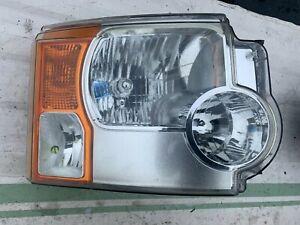 LAND ROVER DISCOVERY 3, O/S DRIVER SIDE NON-XENON HEADLIGHT