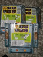 Wwe Wwf Figure Cards Wcw bruisers Backing Cards - rey mysterio - raven - kidman