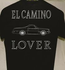 El Camino Lover T shirt more t shirts listed for sale Great Gift For Friend