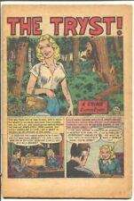 Crime SuspenStories #11 1953-EC -Johnny Craig headlight splash panel-Reed Cra...
