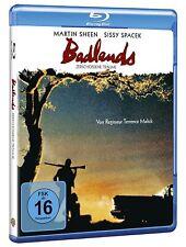 Badlands - Zerschossene Träume [Blu-ray](NEU/OVP) von Terrence Malick