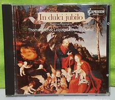 In dulci jubilo Weihnachtssingen Christmas Carols Chants De Noel - CD