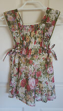 Baby Takes A Trip Girls Vienne Dress Size 2 New Without Tags