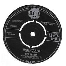 "Neil Sedaka - Sweet Little You  - 7"" Record Single"