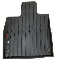 Genuine OEM Acura 2022 Aspec MDX High Wall All Season Floor Mats 08p17-tya-210b