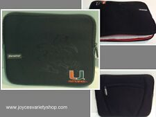 Miami University Hurricanes LogoTablet Ipad Laptop Protection Case by Fanatic NW
