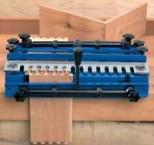 Dovetail Jig Joint Combination Woodworking Blind Template Deluxe New