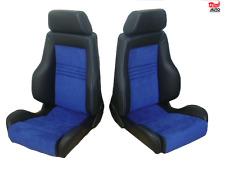 2 Recaro Specialist LS Alcantara Leder Sitze Tuning Golf, Vento,Audi 80, RS2