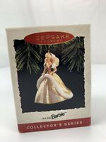 Holiday Barbie Hallmark Keepsake Ornament 1994 Collector's Series