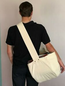 CANVAS NEWSPAPER CARRIER MESSENGER MAIL BAG NEW BIG!