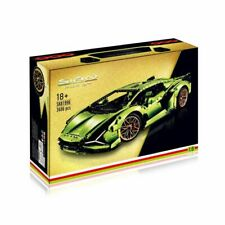 NEW Technic Compatible LEGO 42115 Green Lamborghini SI N FKP 37 BNIB Compatible