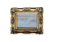 12x16 Vintage Gold Ornate Art Frame, Decorative Baroque Wall Picture Frame