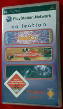 Playstation Network Collection: Power Pack - Sony PSP - USK18