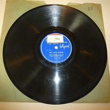 HOT WESTERN SWING 78 RPM RECORD - DICK DYSON & BLUE BONNET BOYS-MODERN 535