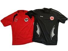 2x Eintracht Frankfurt Trainings T-Shirt Größe S