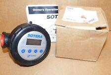 Tuthill Sotera 825 Series Digital Flow Meter New
