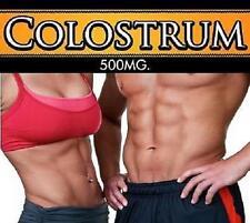 Il Colostro Bovino Pillole Bodybuilding Crescita Muscolare aiuti Body Building 6 Pack ABS