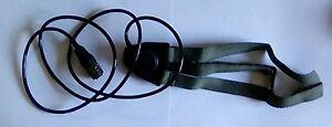 Brand new genuine Clansman/metal detector headset, NSN 5965 12 379 8369