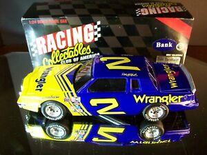 Dale Earnhardt #2 Wrangler Jeans 1981 Pontiac Grand Prix BWB 1 of 5,016 RCCA