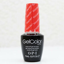 OPI GelColor Soak Off LED/UV Gel Nail Polish .5oz Toucan Do It If You Try #GCA67