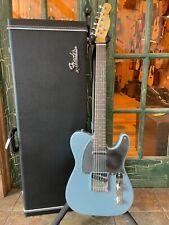 2021 Fender Chrissie Hynde Road Worn Telecaster - Faded Ice Blue Metallic w/OHSC