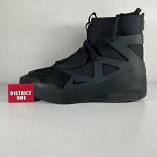 Nike Air Fear Of God FOG 1 'Triple Black' - Size 8.5 - AR4237 005 - IN HAND