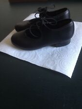 Tap shoes. Black. Size 6. Used 2-3 times