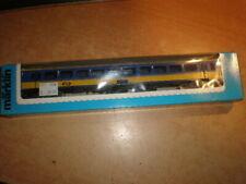 Märklin 1/87 HO 4164 NS 1.KL Personenwagen 10-70 672-7            MIB
