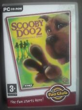 Scooby Doo 2 Monsters Unleashed PC CD-ROM