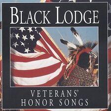 NEW Veterans' Honor Songs (Audio CD)