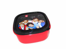 Kids Girls One Direction 1D Lunch Bag or Lunch Box Set with Water Drink Bottle