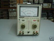LEADER LMV 186A 2 Channel AC Millivoltmeter