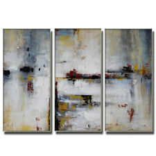 ZOPT415 3pcs abstract fashion hand painted oil painting decor art canvas