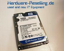 "WESTERN DIGITAL WD WD1600BEVT-00A23T0 160GB 5400 rpm SATA 2,5"" HDD"