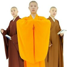 Soft Cotton Buddhist Monk Robe underwear Shaolin Kung fu Suit Pajamas
