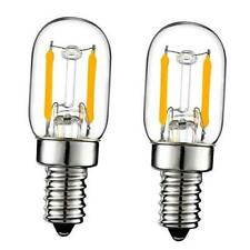 LiteHistory E12 15w Night Light Bulbs 150lm Himalayan Salt lamp Bulb 2700K 2Pack