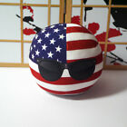 Внешний вид - Polandball Dango Cushion Plush Doll Stuffed PIllows CosplayToy Kids Xmas Gift