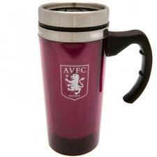Aston Villa F.C. Stainless Steel Travel Mug