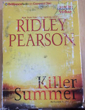 Sun Valley: Killer Summer by Ridley Pearson - GREAT AUDIO WITH FREE SHIPPING